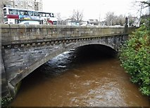 NT2273 : Roseburn New Bridge by Richard Sutcliffe