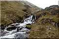 NY4615 : Waterfall, Measand Beck by Michael Graham