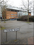 TG2407 : Carrow Road, Norwich by Stephen McKay