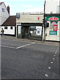 TQ7369 : 4, London Road, Strood by John Baker