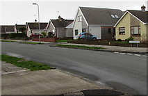 SS8178 : Sandpiper Road houses, Porthcawl by Jaggery