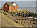 TA3427 : Beach and lifeboat station, Withernsea by Paul Harrop