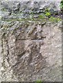 SN0616 : Ordnance Survey Cut Mark by Adrian Dust