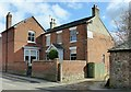 SK5717 : Chippindall House, 4 North Street, Barrow-upon-Soar by Alan Murray-Rust