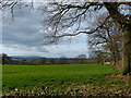 SO7780 : Countryside view near Upper Arley by Mat Fascione