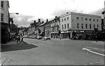 SU7682 : Henley Market Place & Bell Street in 1980 by Antony Ewart Smith