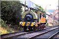 SD7901 : Railway Sidings at Agecroft Power Station by David Dixon