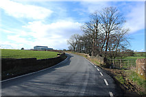 NS3727 : Tarbolton Road, Monkton by Billy McCrorie