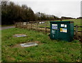 SS8181 : Curwen Terrace Sewage Pumping Station, North Cornelly by Jaggery