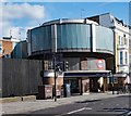 TQ2578 : Earl's Court Underground Station, Warwick Road entrance by Julian Osley