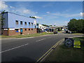TL6365 : Studlands Park Avenue, Newmarket by Hugh Venables