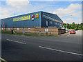 TL6365 : Renault Service Centre, Newmarket by Hugh Venables