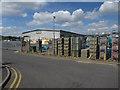 TL6365 : Ridgeons, Newmarket by Hugh Venables
