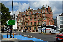 TQ2877 : Lister Institute of Preventative Medicine by N Chadwick