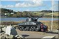 SX8242 : Tank Memorial, Torcross by N Chadwick