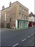 TQ7567 : 343 & 345, High Street by John Baker