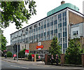TG2408 : Sorting office, Thorpe Road, Norwich by Stephen Richards