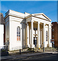 SP3165 : Former Congregational Chapel, Spencer Street, Leamington Spa by Julian Osley