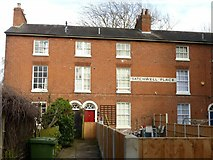 SP3265 : Satchwell Place, Leamington Spa by Alan Murray-Rust
