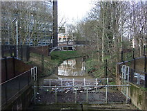 SP3278 : River Sherbourne, Coventry by JThomas