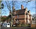 SP3166 : Former St Mark's Vicarage by Alan Murray-Rust