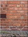SP1191 : OS benchmark - Erdington, 60 Allman Road by Richard Law