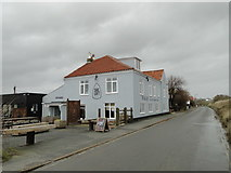 TM5075 : The 'Sail Loft', public house and restaurant, Southwold by Adrian S Pye