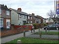 SP3683 : Houses on Alderman's Green Road by JThomas