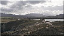 NC3970 : Balnakeil Bay from above the sand dunes by Julian Paren