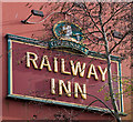 NY4054 : Railway Inn, London Road, Carlisle - March 2017 (1) by The Carlisle Kid