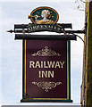 NY4054 : Railway Inn, London Road, Carlisle - March 2017 (2) by The Carlisle Kid