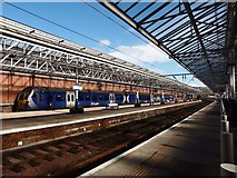 NS2982 : Helensburgh Central railway station by Steve Houldsworth