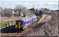 NY3650 : Trains at Dalston - March 2017 (1) by The Carlisle Kid