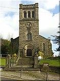 SK1846 : Church of St John the Baptist, Buxton Road, Ashbourne by Alan Murray-Rust