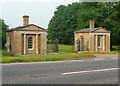 TM3499 : Lodges near Thurton by Stephen Richards