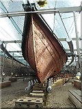 ST5772 : The bows of SS Great Britain by Oliver Dixon