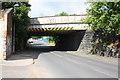 SE2732 : Railway Bridge LBE1/5, Amberley Road by Roger Templeman