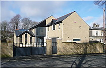 SE1321 : New house, Crowtrees Lane, Rastrick by Humphrey Bolton