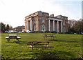TQ3094 : Priory Hospital North London, Southgate by Jim Osley