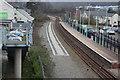 ST2196 : Newbridge Railway Station, Ebbw Valley Line by M J Roscoe