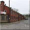 ST7363 : Brick building, Monksdale Road, Bath by Jaggery