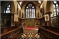 SU7172 : Chancel Choir Stalls by Bill Nicholls