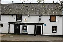 NS4927 : Poosie Nansie's Tavern, Mauchline by Billy McCrorie