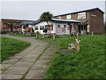 SS8178 : Seagull pub, Porthcawl by Jaggery
