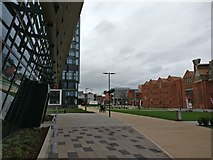 SK5803 : De Montfort University campus in Leicester by Mat Fascione