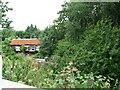 SJ3319 : Kinnerley Junction obscured - Edgerley, Shropshire by Martin Richard Phelan