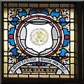 SJ9494 : Mayoral Window: A Milne Fletcher by Gerald England