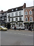 SO7875 : The George Hotel, Load Street in Bewdley by Richard Law