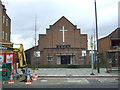 TQ2189 : The Hyde United Reformed Church by JThomas