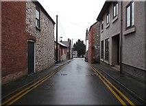SJ0566 : View down Peake's Lane from Vale Street by Eirian Evans